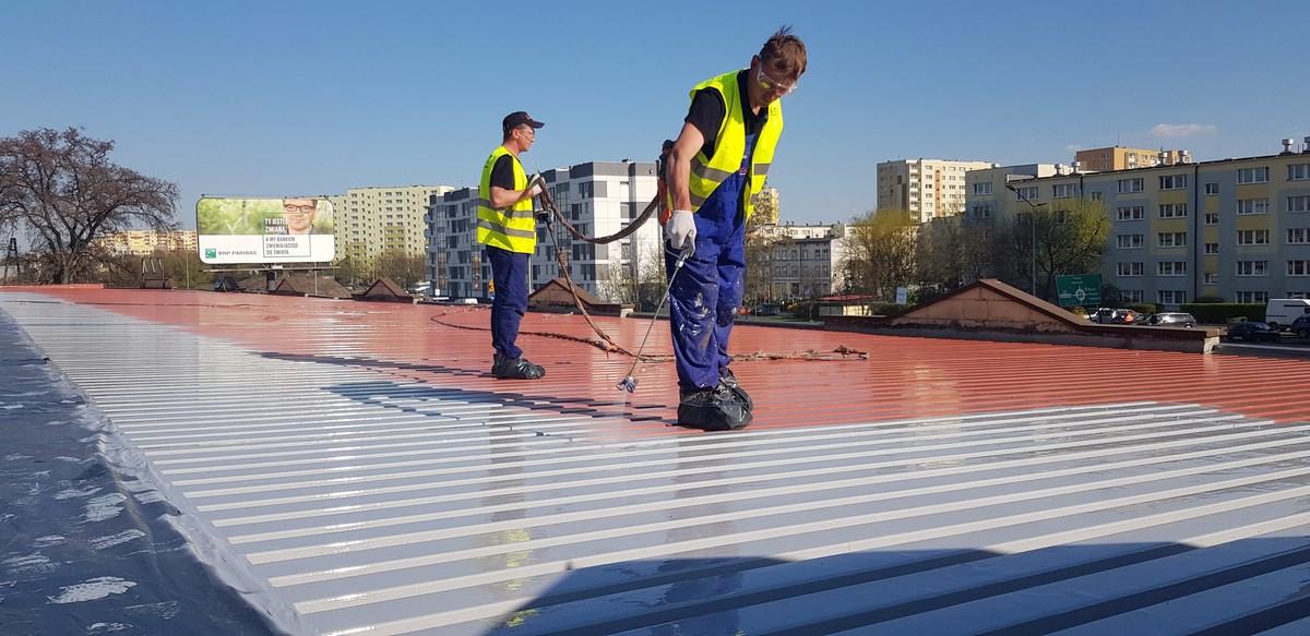 Hydroizolacja Cena, Hydroizolacja Dachu Płaskiego